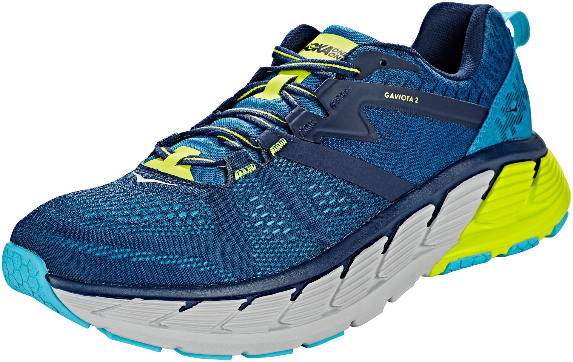 2 Gaviota One Irisseaport Hoka Chaussures Running HommeBlack wPZlXOkiuT
